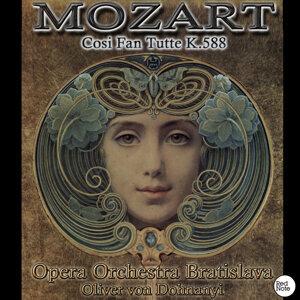 Opera Orchestra Bratislava, Oliver von Dohnanyi 歌手頭像