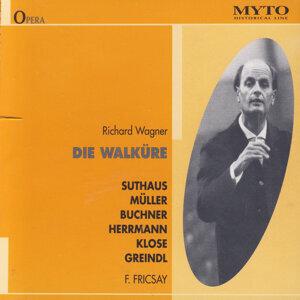 Ludwig Suthaus, Maria Müller, Paula Buchner, Josef Herrmann, Margarete Klose, Gottlob Frick, Orchestra der Städtischen Oper Berlin, Ferenc Fricsay 歌手頭像