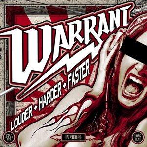 WARRANT (拘捕令合唱團) 歌手頭像