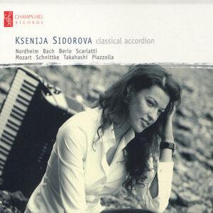 Ksenija Sidorova 歌手頭像