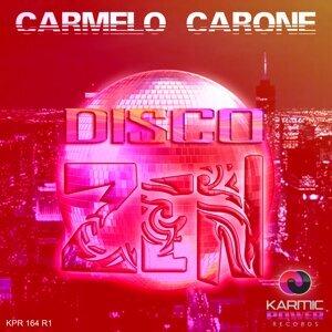 Carmelo Carone 歌手頭像