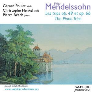 Gérard Poulet, Christophe Henkel, Pierre Réach 歌手頭像