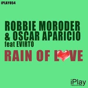 Robbie Moroder, Oscar Aparicio, Evirto 歌手頭像