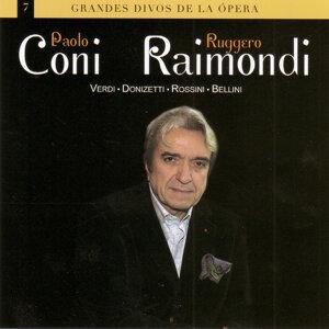 Paolo Coni & Ruggero Raimondi 歌手頭像