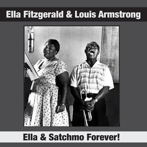 Ella Fitzgerald Louis Armstrong 歌手頭像