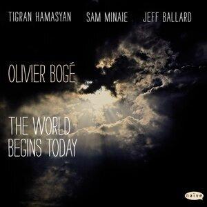 Olivier Boge 歌手頭像