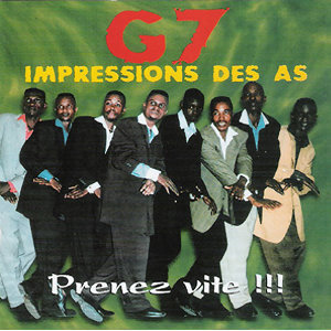 G7, Impresions des As 歌手頭像