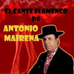 Antonio Mairena 歌手頭像