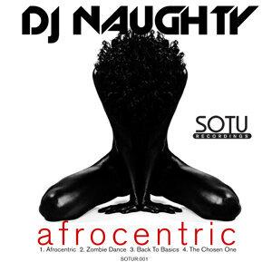 DJ Naughty 歌手頭像