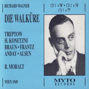 Günther Treptow, Hilde Konetzni, Helena Braun, Ferdinand Frantz, Rosette Anday, Herbert Alsen, Wiener Symphoniker, Rudolf Moralt 歌手頭像
