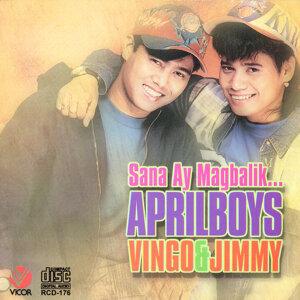 APRIL BOYS 歌手頭像