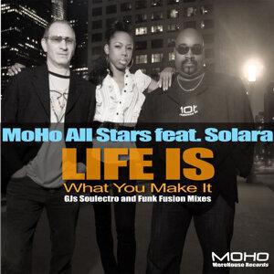 MoHo All Stars 歌手頭像