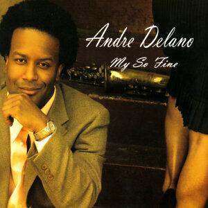 Andre Delano 歌手頭像