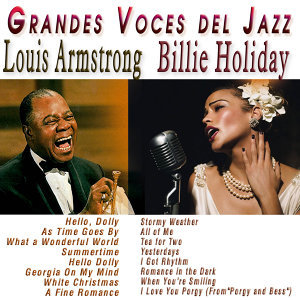 Louis Armstrong|Billie Holiday 歌手頭像