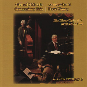 Gene DiNovi's Generations Trio 歌手頭像