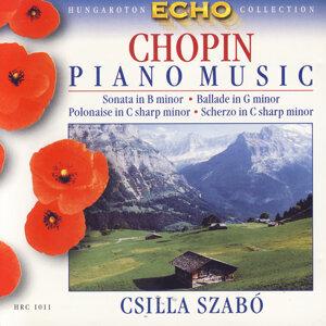 Csilla Szabó 歌手頭像