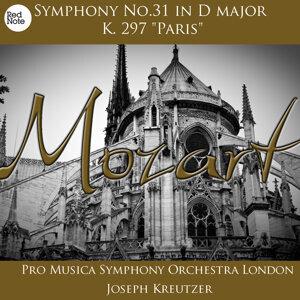 Pro Musica Symphony Orchestra London & Joseph Kreutzer 歌手頭像