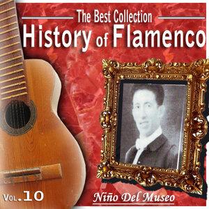 Niño Del Museo 歌手頭像