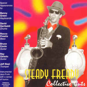 Fred Horn-Steady Fready 歌手頭像