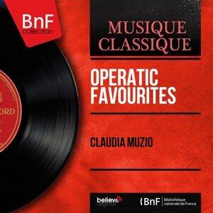 Claudia Muzio 歌手頭像