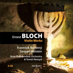 Ernest Bloch 歌手頭像