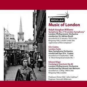 London Philharmonic Orchestra (倫敦愛樂管絃樂團) 歌手頭像