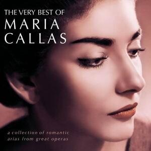 Maria Callas (瑪麗亞‧卡拉絲) 歌手頭像