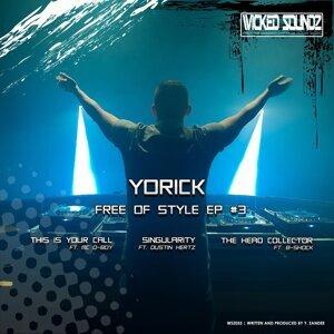 Yorick 歌手頭像