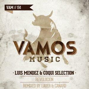 Luis Mendez & Coqui Selection 歌手頭像