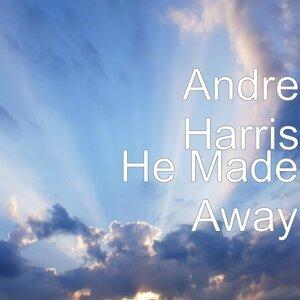 Andre Harris 歌手頭像