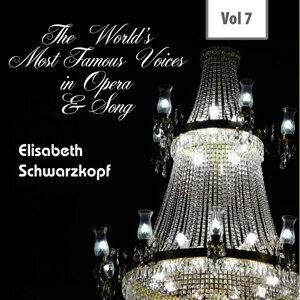 Elisabeth Schwarzkopf (伊利莎白‧舒娃茲柯芙) 歌手頭像