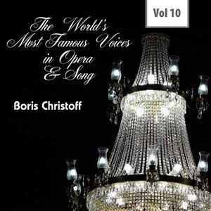 Boris Christoff (柏里斯克里斯多夫) 歌手頭像