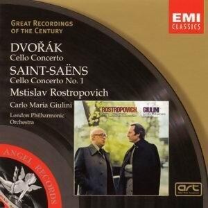 Mstislav Rostropovich/Carlo Maria Giulini 歌手頭像