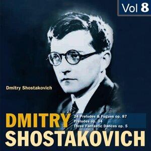 Dmitri Shostakovich (蕭士塔高維契) 歌手頭像