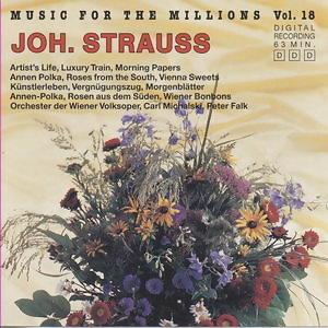 J. Strauss (約翰史特勞斯父子) 歌手頭像