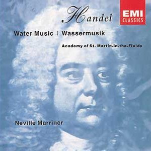 Neville Marriner (馬利納)