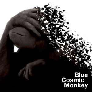 Blue Cosmic Monkey