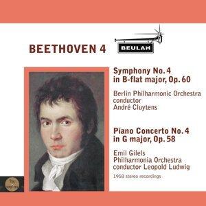 Berlin Philharmonic Orchestra (卡拉揚指揮柏林愛樂) 歌手頭像