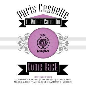 Paris Cesvette 歌手頭像