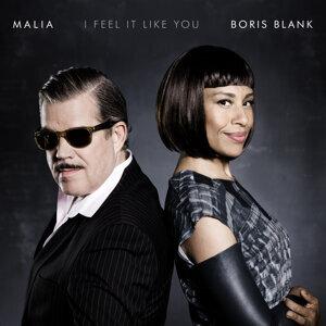 Boris Blank,Malia 歌手頭像