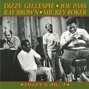 Joe Pass,Mickey Roker,Ray Brown,Dizzy Gillespie 歌手頭像