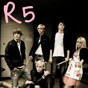 R5 樂團 歌手頭像
