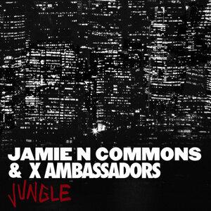 Jamie N Commons,X Ambassadors