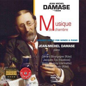 Jean-Michel Damase, Gérard. Bourgogne, Jacques Tys, Arnaud Leroy, Masako Kudo 歌手頭像