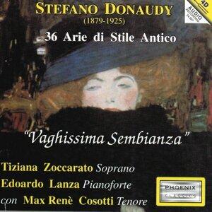 Tiziana Zoccarato, Edoardo Lanza, Max Renè Cosotti 歌手頭像