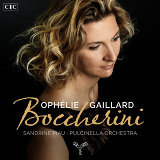Ophélie Gaillard, Sandrine Piau, Pulcinella Orchestra