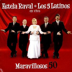 Estela Raval Y Los Cinco Latinos 歌手頭像