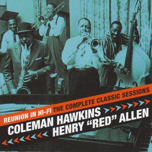 """Coleman Hawkins & Henry """"Red"""" Allen 歌手頭像"""