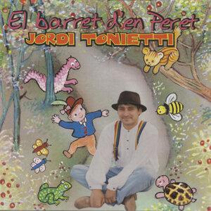 Jordi Tonietti 歌手頭像