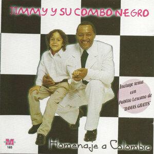 Jimmy y su combo negro , incluye tema con Damas Gratis 歌手頭像